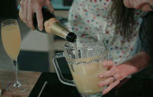 Bellini drinque