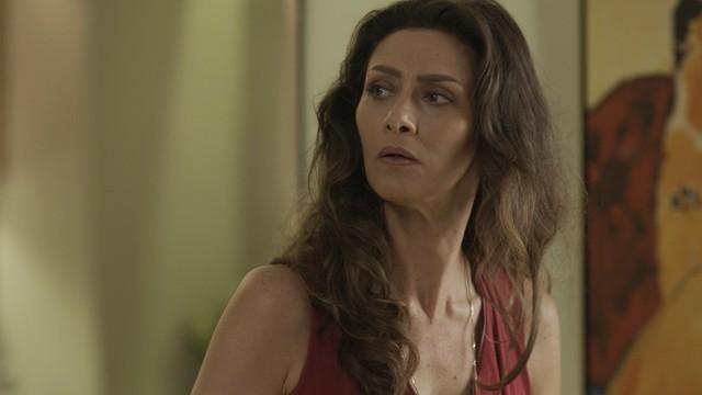 'A força do querer': Maria Fernanda Cândido é Joyce (Foto: TV Globo)