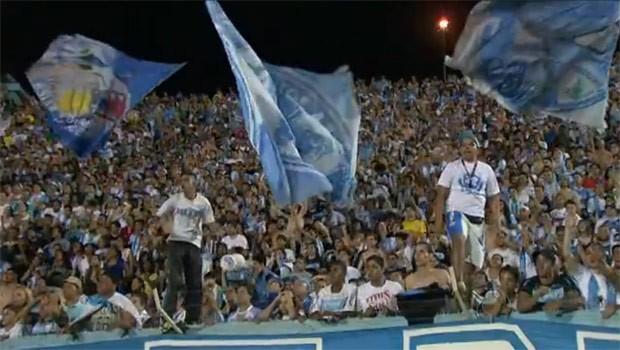 Londrina armou uma virada espetacular e se garantiu na final (Foto: Reprodução)