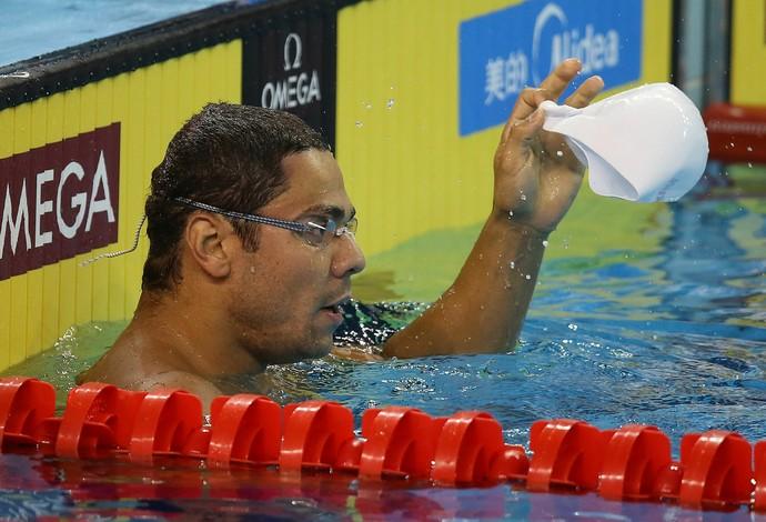 Felipe França - Mundial de Doha (Foto: Satiro Sodré/SSPRESS)