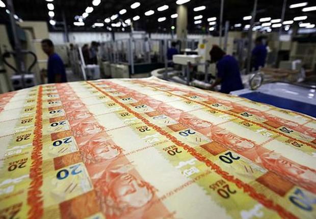 Valorização do real é perigosa para a economia brasileira, diz banco