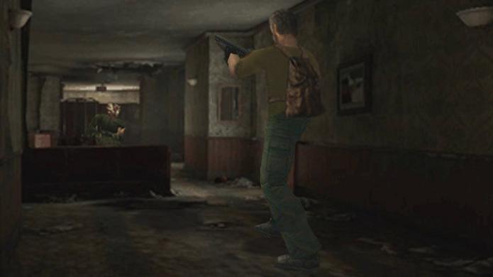 The Last of Us em versão para PS1 (Foto: Reprodução/NeoGAF)