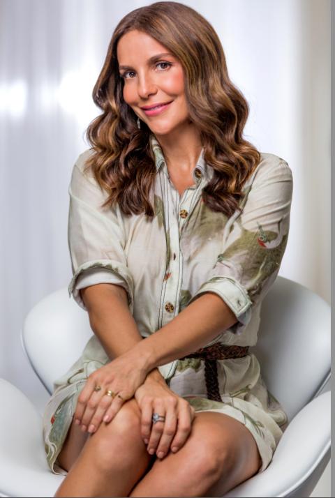 Ivete Sangalo é a apresentadora do programa Superbonita, do canal GNT (Foto: Rafael Mattei/Divulgação)
