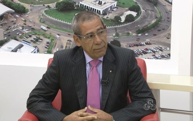 Superintendente do Banco do Brasil em Roraima fala sobre a atuação do banco no estado (Foto: Bom Dia Amazônia)