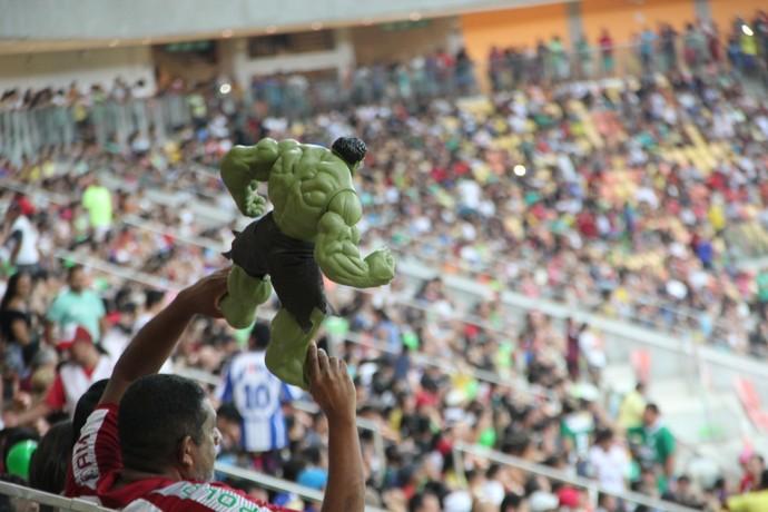 Iranduba e Adeco-SP Hulk futebol feminino sub-20 (Foto: Marcos Dantas)