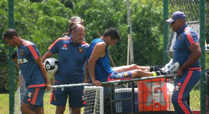 Mark González (Foto: Lucas Liausu (GloboEsporte.com))