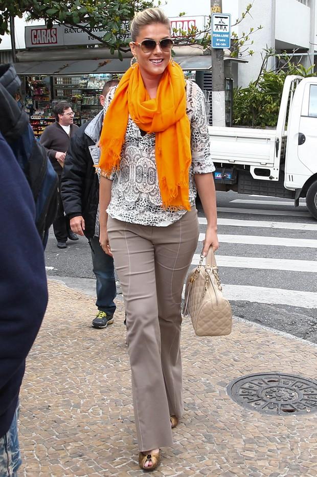 Ana Hickmann (Foto: Manuela Scarpa/Fotorio News)