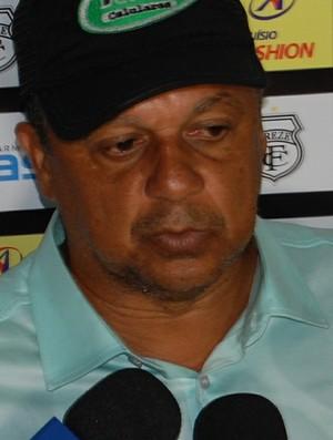 Luiz Carlos Mendes, Treze (Foto: Silas Batista / GloboEsporte.com)