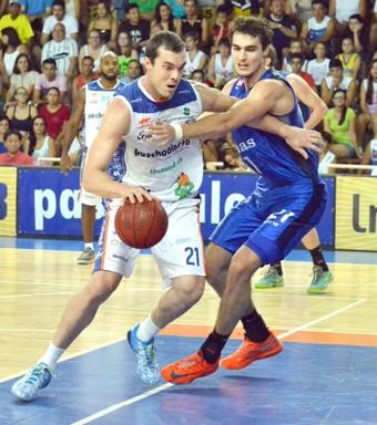 Bauru Basquete x Minas, NBB 7 (Foto: Henrique Costa / Bauru Basket)