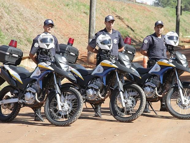Guarda municipal de Rio Preto irá fiscalizar o trânsito (Foto: Sergio Menezes/SMCS)