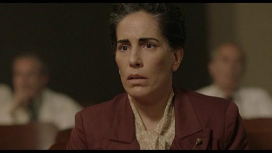 Glória Pires vive psiquiatra pioneira em 'Nise - O Coração da Loucura'