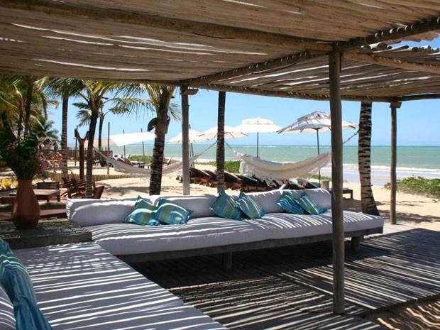Viajantes elegem melhores for Small luxury beach resorts