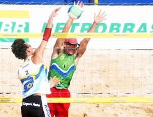 Circuito Maranhense de Vôlei de Praia terá segunda etapa iniciada no próximo domingo (Foto: Divulgação)