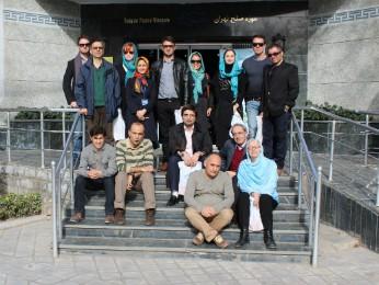 Conferecistas ouviram relatos de vítimas de armas químicas usadas na Guerra Irã-Iraque (Foto: Flávia Kraetz/ Arquivo Pessoal)