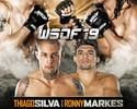 Curtinhas: Thiago Silva e Ronny Markes se enfrentam no WSOF 19