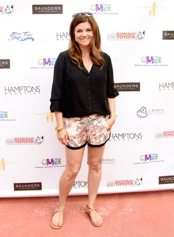 A atriz Tiffani Thiessen (Foto: Getty Images)