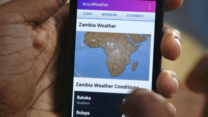 Internet.org lança aplicativo no Zâmbia oferecendo recursos básicos de web (Foto: Divulgação/Facebook)