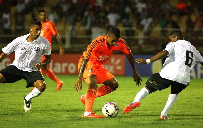 kenedy fluminense x resende (Foto: Nelson Perez/Fluminense FC)