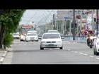 Agentes fazem ações educativas na Semana do Trânsito em Campos, RJ