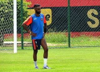 Maicon Sport (Foto: Lucas Liausu (GloboEsporte.com))
