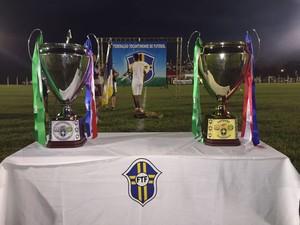 Taça do Tocantinense 2016  (Foto: Wilton Dias/ TV Anhanguera )