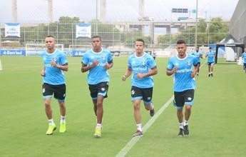 Tática versus decisão: Renato explica diferenças de Pedro Rocha e Everton