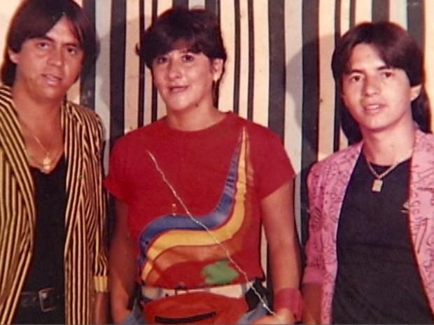 Cozinheira Ana Molina trabalhou para os irmãos sertanejos  (Foto: Reprodução TV TEM)