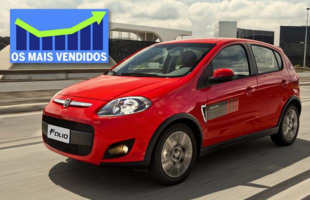Os mais vendidos: Fiat Palio (Foto: Fiat)