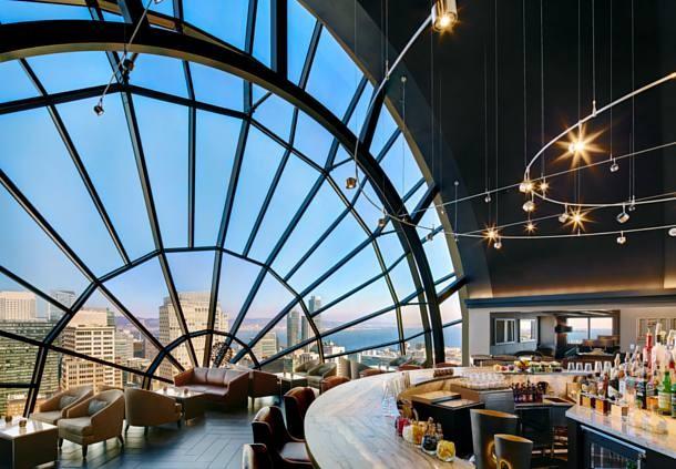The View Lounge (Foto: Divulgação)