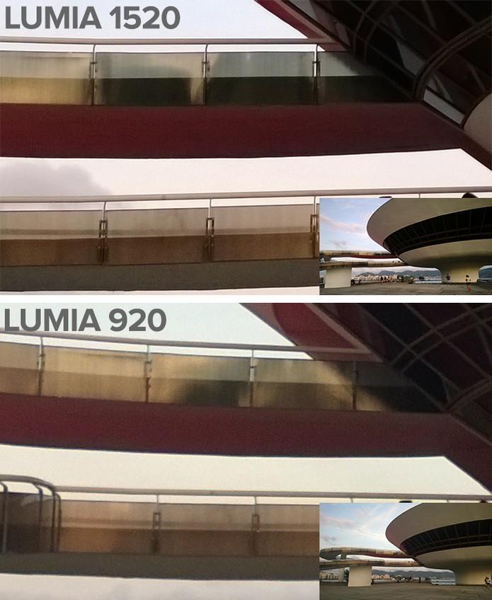 Lumia 1520 possui resultados melhores e mais nítidos com Zoom em comparação ao irmão Lumia 920 (Foto: Elson de Souza/TechTudo)