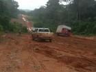 Exército vai asfaltar 60 quilômetros do trecho Sul da BR-156, no Amapá