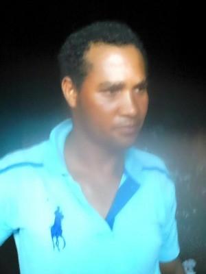 Darci Lemes Santos, de 35 anos, foi preso  (Foto: Assessoria/ PM-MT)