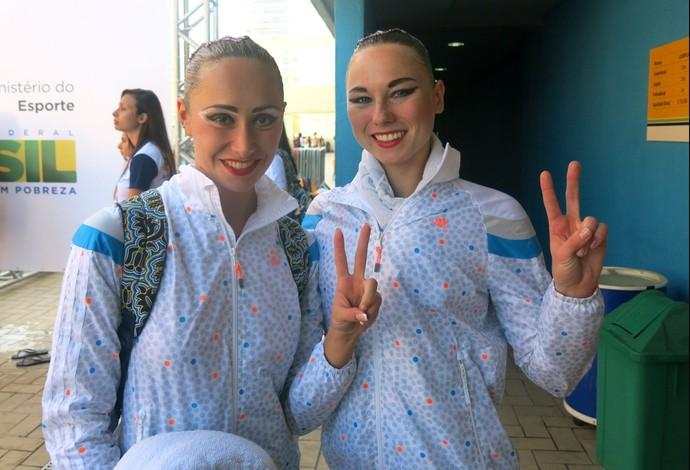Lolita e Anna ucrânia (Foto: Amanda Kestelman)