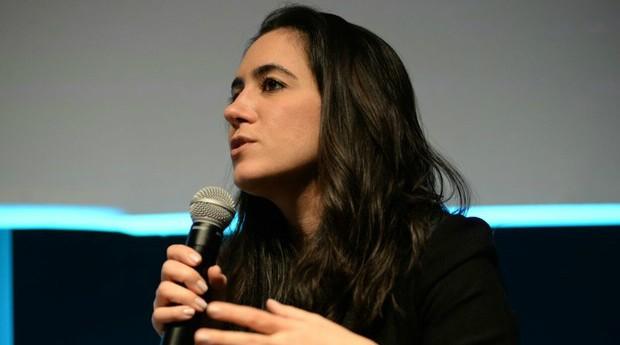 Cristina Junqueira, cofundadora e vice-presidente de produto, marketing e operação do Nubank (Foto: Divulgação/Endeavor)