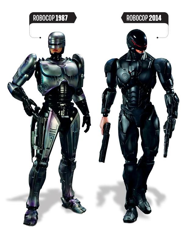 Robocop (Foto: Autoesporte)