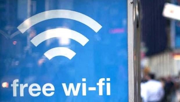 WiFi grátis (Foto: Reprodução/Facebook)