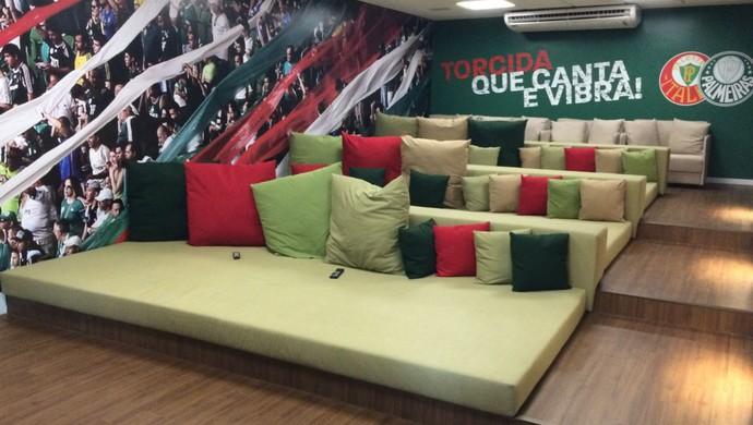 Centro de excelência Palmeiras (Foto: Fernando Vidotto)