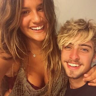 Giulia Costa e Eike Duarte (Foto: reprodução/instagram)