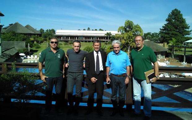 Portugal visita Rio Grande do Sul Viamão Vila Ventura (Foto: Divulgação)