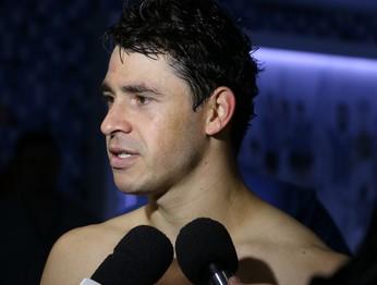 Giuliano meia Grêmio (Foto: Eduardo Moura/Globoesporte.com)