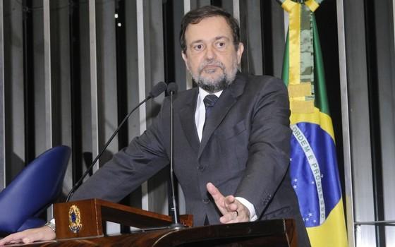 Walter Pinheiro (Foto: Waldemir Barreto/Agência Senado)