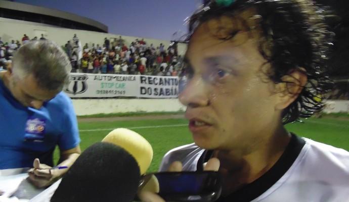 Rodrigo Pardal diz que não tem nada conquistado (Foto: Wilkson Tarres/Globoesporte.com)