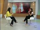 'Fico assustada', diz Anitta no RS sobre boatos de branqueamento