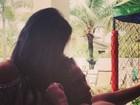Bruna Marquezine posta foto com Neymar em clima de romance