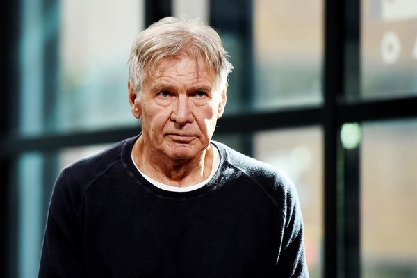 O ator Harrison Ford (Foto: Getty Images)