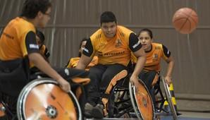 Objetivo é desenvolver a inclusão social e a prática de atividades esportivas para deficientes físicos e intelectuais (Divulgação)