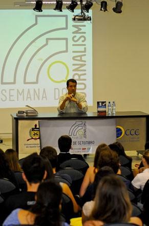 André Trigueiro (Foto: Hermes Bezerra)