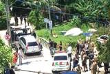 Pol�cia inicia reconstitui��o do crime contra o surfista Ricardinho em SC