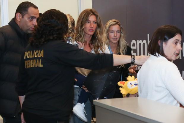 Gisele Bundchen (Foto: ROBERTO FILHO / BRAZIL NEWS)
