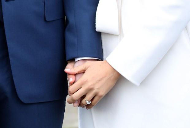 Detalhe do anel (Foto: Getty Images)